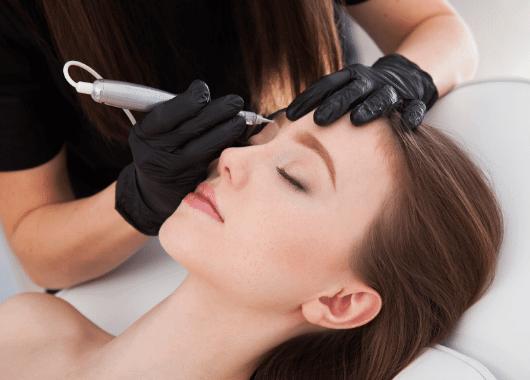 טיפול קוסמטי לגבות